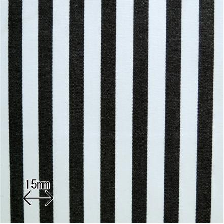 白×黒ストライプ