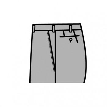 斜めポケット