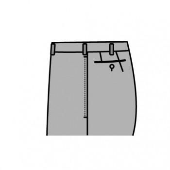 たてポケット