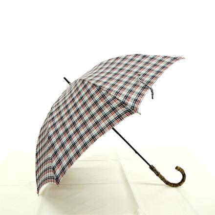 ワイシャツ生地の傘