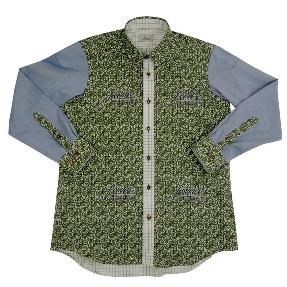 オリジナルプリント シャツ